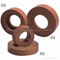 Rubber polishing wheel(10S polishing