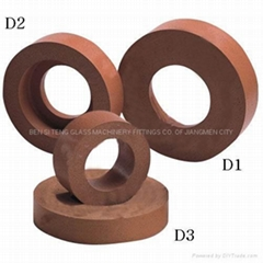 Rubber polishing wheel(10S polishing wheel)