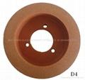 Rubber polishing wheel(9R80 polishing