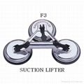3-cup suction lifter