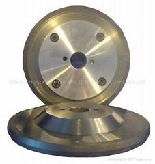 V groove wheel