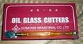 glass oil cuttr