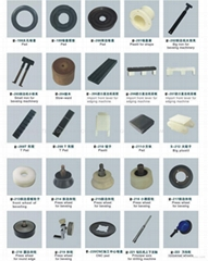 spare part for glass machinery