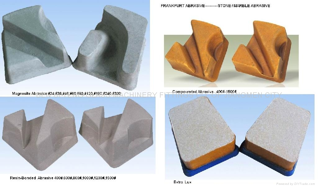 Magnesite Abrasive for marble