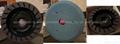 DIA HARD Resin wheel