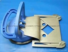 玻璃开孔钻定位器瓷砖打孔吸盘可调节定位工具