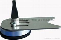 玻璃開孔鑽定位器