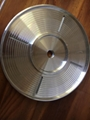 Glass machinery spare parts, aluminium plate for glass polishing wheel