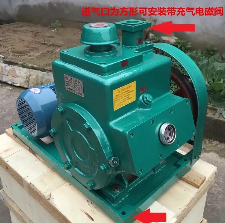 Vacuum pump for glass laminated furnace machine 4