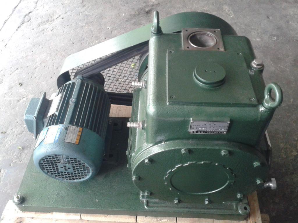 Vacuum pump for glass laminated furnace machine 3