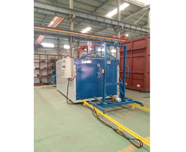 Vacuum pump for glass laminated furnace machine 2