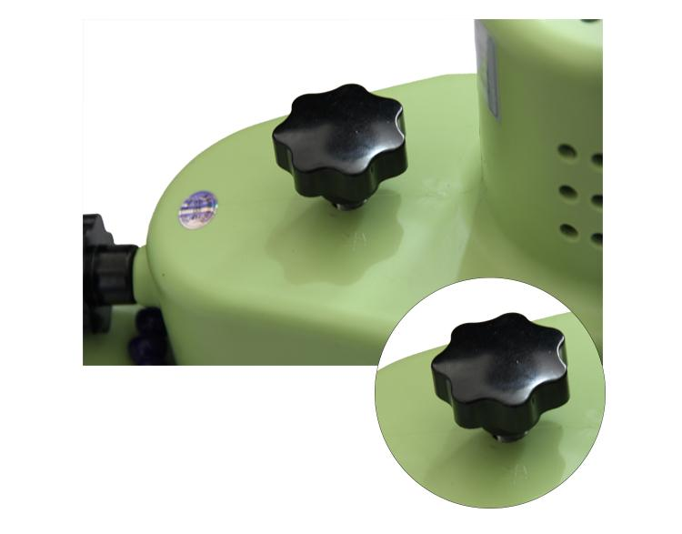 手提玻璃磨邊機 小型玻璃磨邊機石材魚缸磨邊機 磨直邊圓邊 3