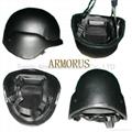 NIJ-certified Pasgt PE bulletproof helmet