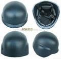 Pasgt PE bulletproof helmet