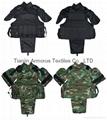 Advanced military full-coverage bulletproof vest