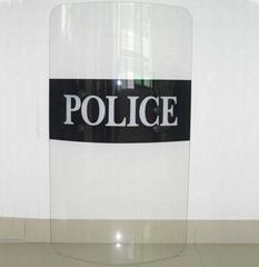 Police anti-riot control shield