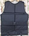 Floating bulletproof vest