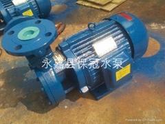 1½W4-130法兰连接式给水泵