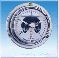 耐震光電信號電接點壓力表