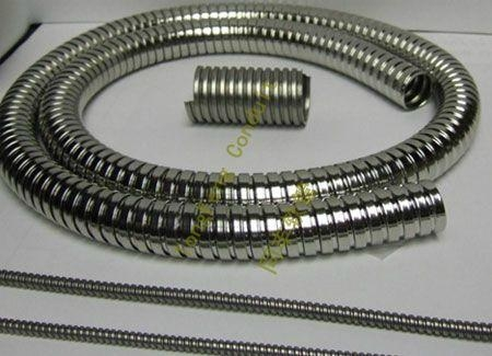 Pliable and non-Stretch Flexible Metal Conduit  1