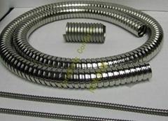 Pliable and non-Stretch Flexible Metal Conduit