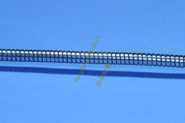 Strong Breaking Load Stainless Steel Flexible Metal Hose 5