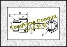 不鏽鋼軟管接頭 2