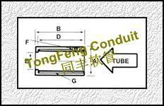 不锈钢软管端口保护套 2