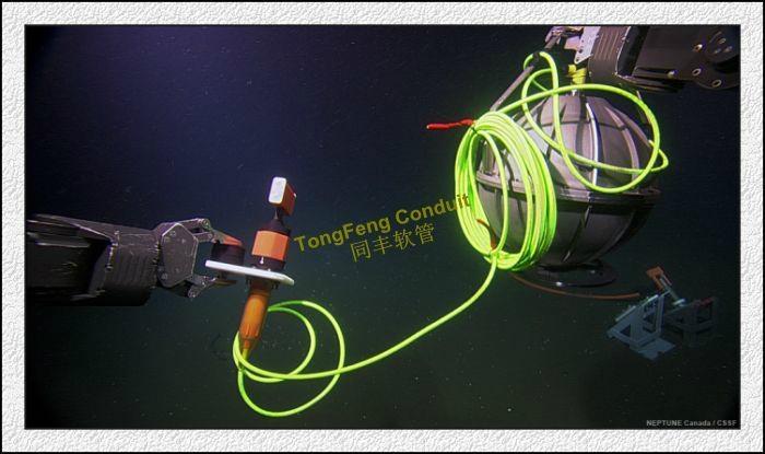 TongFeng Flexible Metal Conduits Applications Case 3