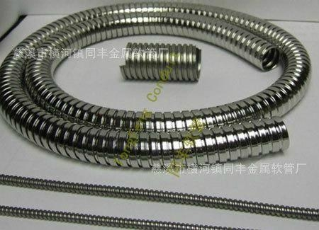 Stainless Steel Flexible  conduit for protection of instrument wirings 3