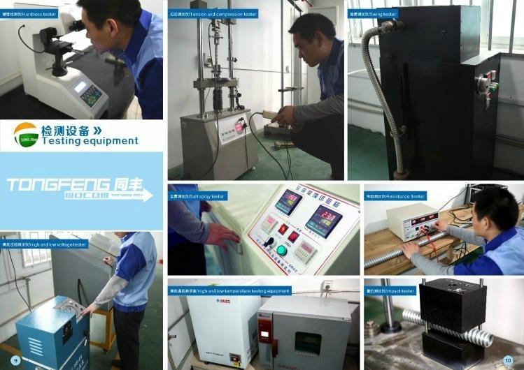 TongFeng Flexible Conduit Testing Equipment