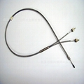 外徑5mm單扣不鏽鋼軟管 不鏽鋼穿線軟管 2