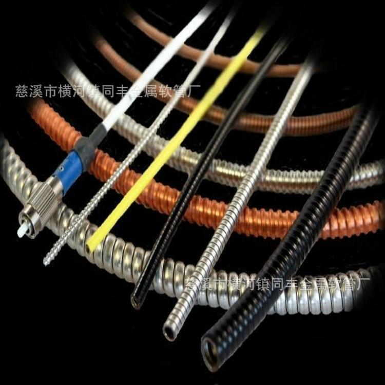 "1/8"" SquareLock Stainless Steel Flexible Conduit 3"