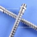 "9/32"" SquareLock Stainless Steel Flexible Conduit  3"