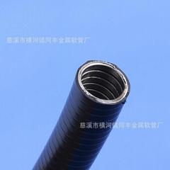 双扣包塑不锈钢软管 抗拉抗扭优质包塑金属软管