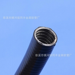 PVC Coated Inter lock Stainless Steel Flexible Conduit