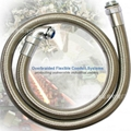 不鏽鋼絲編織防爆金屬軟管  1