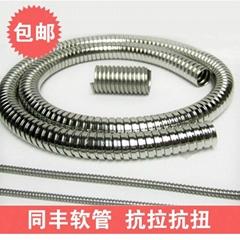廠家直銷5mm-25mm穿線不鏽鋼軟管 抗拉抗折 精工細作