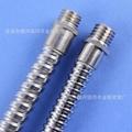 同豐 廠家促銷8MM單扣軟管帶接頭 水表專用不鏽鋼軟管 2