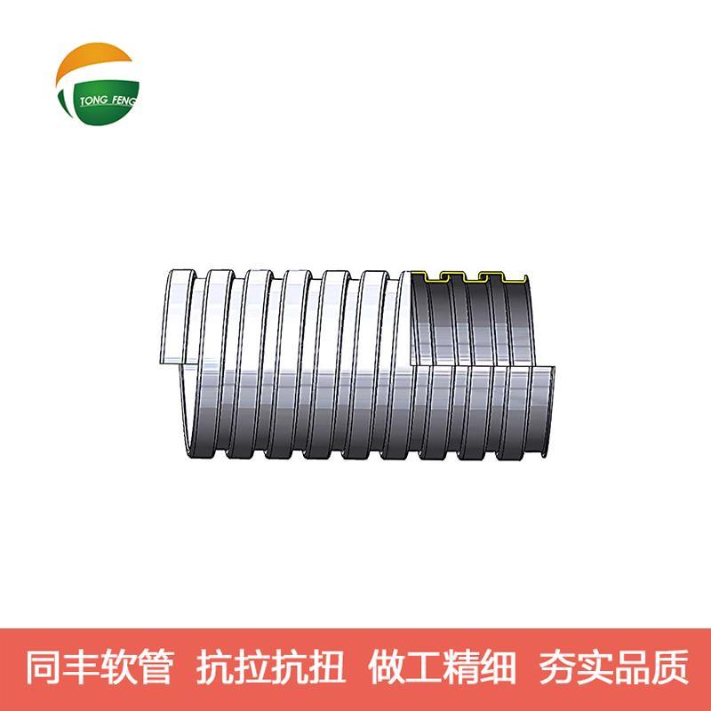 單扣不鏽鋼軟管技術參數 12