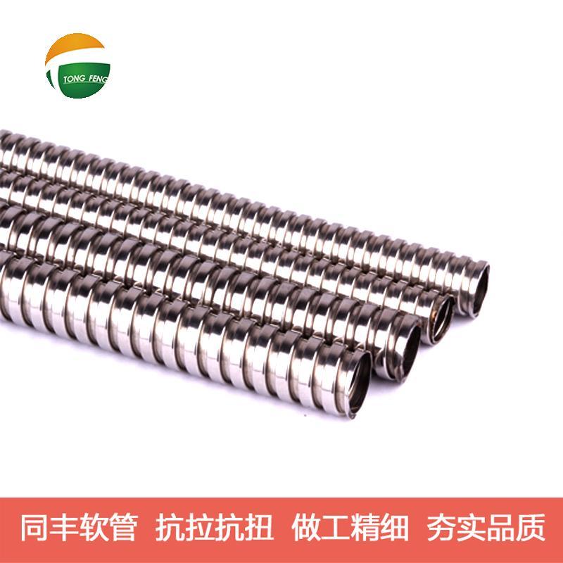 單扣不鏽鋼軟管技術參數 14