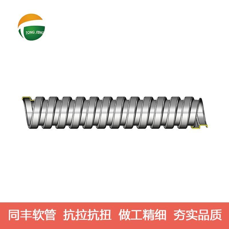 單扣不鏽鋼軟管技術參數 15
