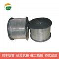 SquareLocked Stainless Steel Flexible Conduit  14