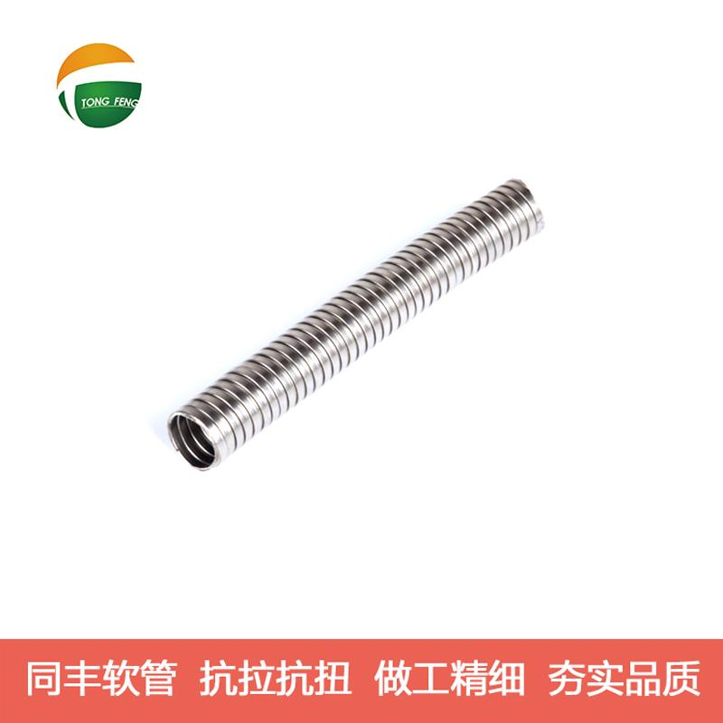 Flexible stainless steel tubes for protection sensitive Laser Fiber Optic cables 18
