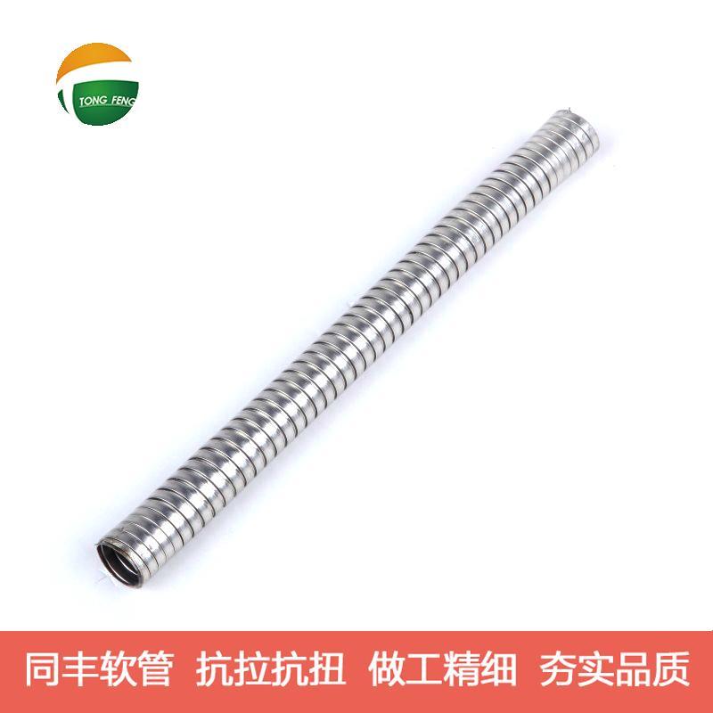双扣不锈钢软管技术参数 11