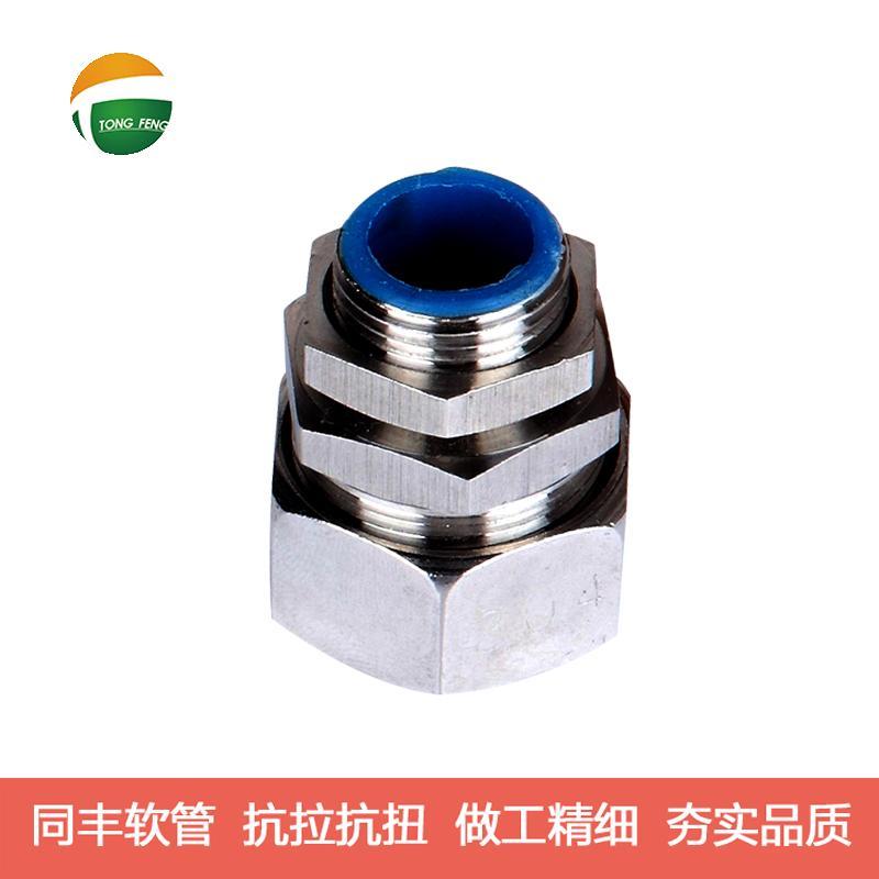 双扣不锈钢软管技术参数 15