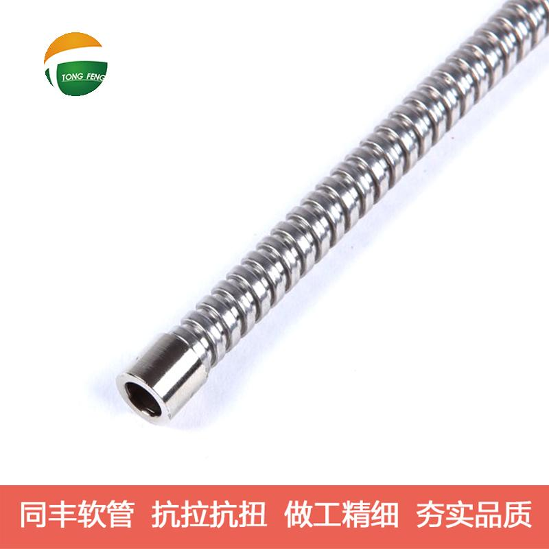 Flexible Stainless Steel Conduit Connectors/Fittings 16