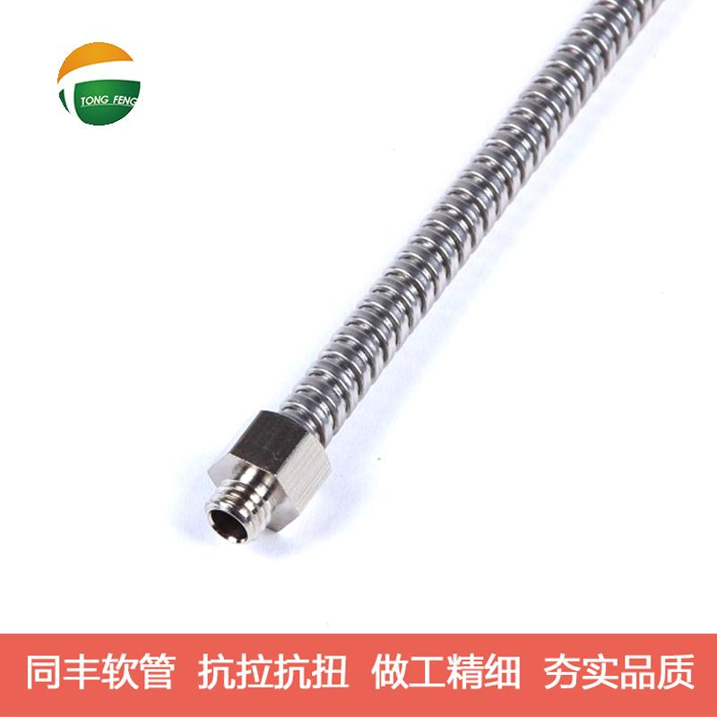 Flexible Stainless Steel Conduit Connectors/Fittings 18