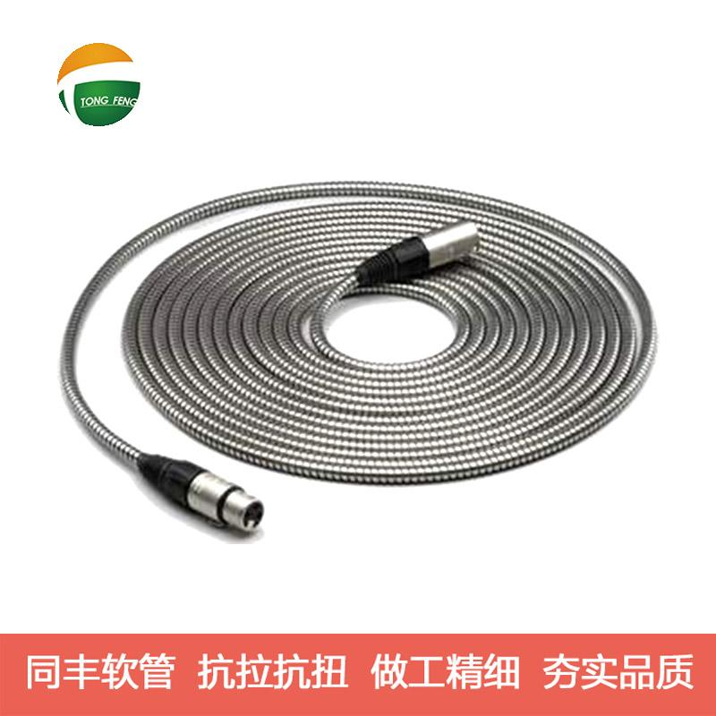 Optical fiber and sensor cables-Specific Stainless Steel Flexible Conduit  6