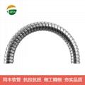 P4型雙扣不鏽鋼軟管 抗拉抗扭不鏽鋼軟管 8